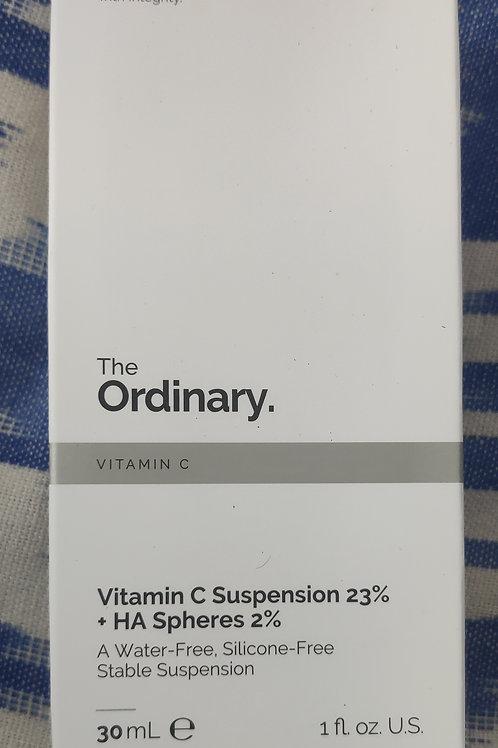 The Ordinary Vitamin C 23%