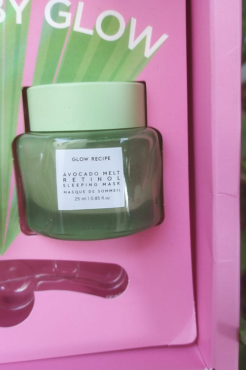 Glow recipe avocado retinol sleeping mask -25ml