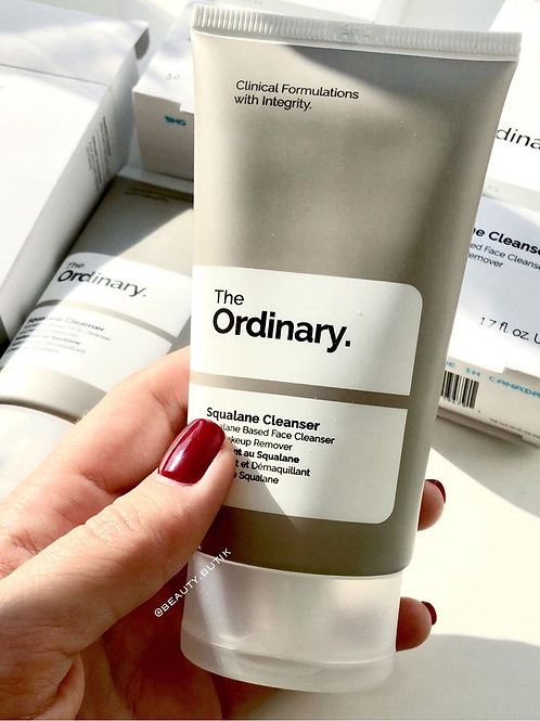 The Ordinary squalane cleanser -50 ml