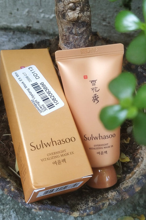 Sulwhasoo overnight vitalizing mask-30ml