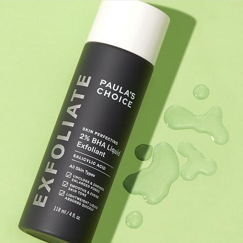 Paula's choice skin perfecting 2% BHA liquid exfoliant -118 ml