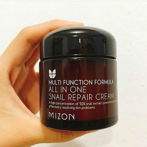 Mizon all in one snail repair cream - 75ml
