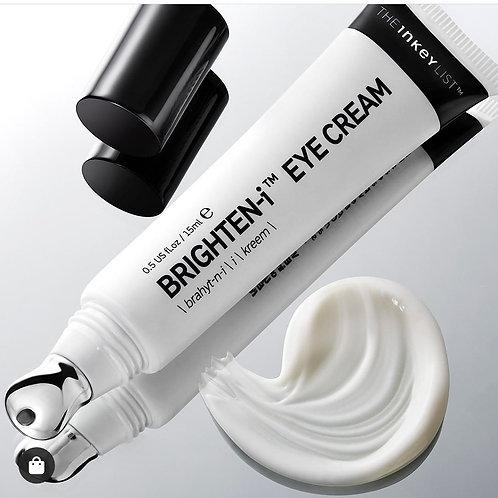 The inkey list Brighten i Eye cream -15ml