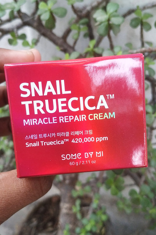 Some by mi snail truecica cream -60ml