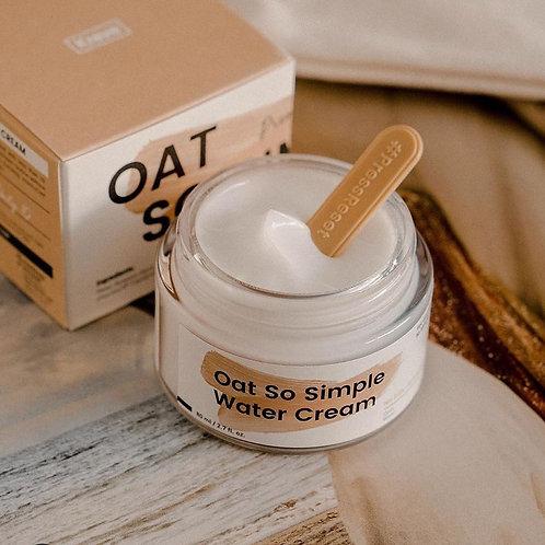 Krave beauty Oat so simple water cream