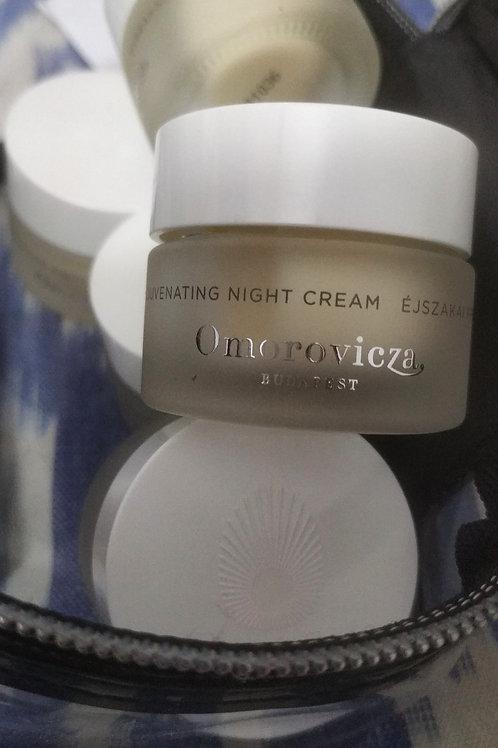Omorovicza rejuvenating night cream-15ml