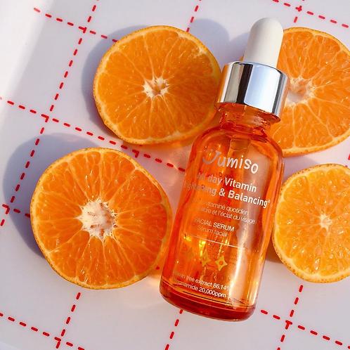 Jumiso all day vitamin brightening & balancing serum - 30ml