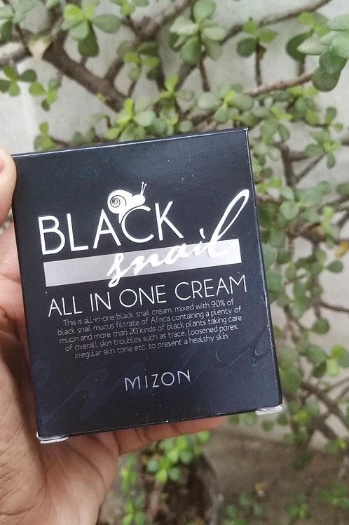 Mizon black snail all in one cream -75ml