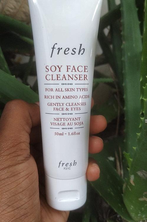 Fresh beauty soy face cleanser -50ml