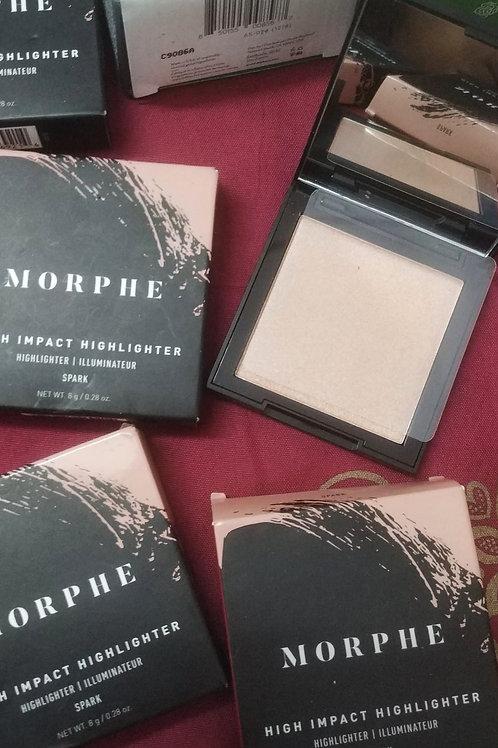 Morphe highlighter shade- spark