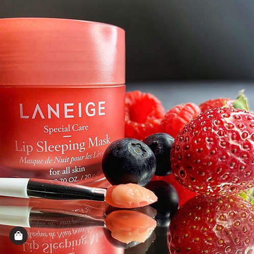 Laneige lip sleeping mask - Berry - 20g