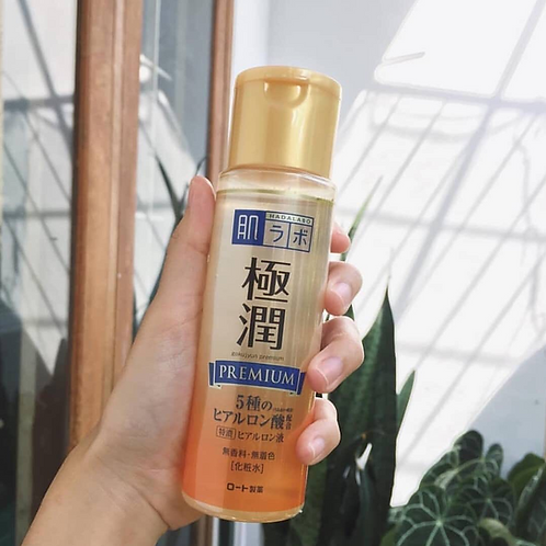 Hada Labo premium Hyaluronic Lotion -170ml