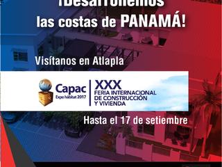 ¡Desarrollemos las costas de Panamá! G3 Desarrollo en Expo Hábitat - Feria Internacional de la Const