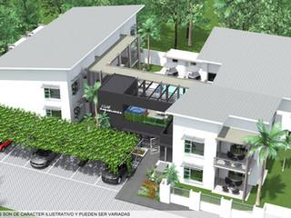 """Proyecto en Desarrollo: """"Casa Blanca Village Second Phase""""  Segunda fase de desarrollo de"""