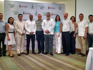 G3 Arquitectura y Desarrollo inició misión comercial en México junto a Procomer