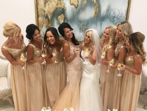 Wedding at Houston