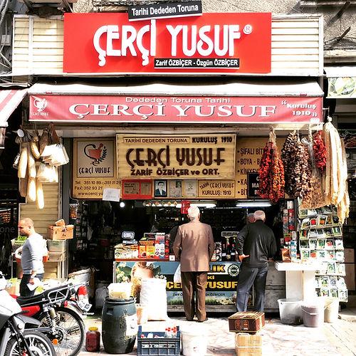 Çerçi Yusuf Dededen Toruna Tarihi Dükkan
