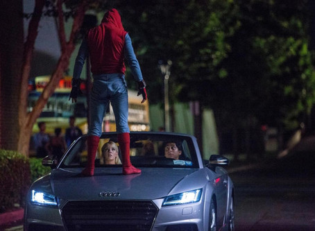 """2018 Audi A8 to Debut in the Upcoming """"Spider-Man: Homecoming"""" Movie"""