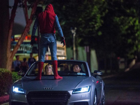 "2018 Audi A8 to Debut in the Upcoming ""Spider-Man: Homecoming"" Movie"