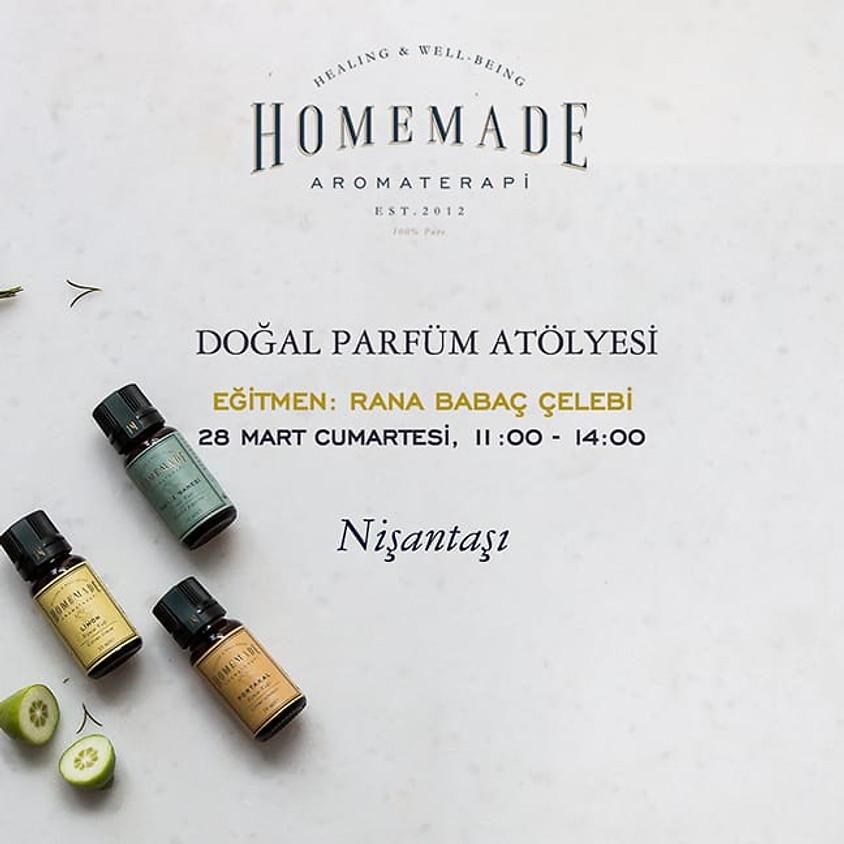 Doğal Parfüm Atölyesi (Nişantaşı)