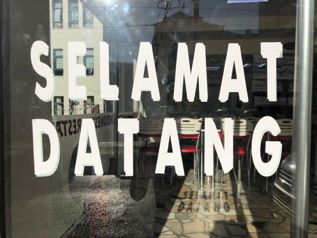 İstanbul'da Otantik Bir Endonezya Restoranı