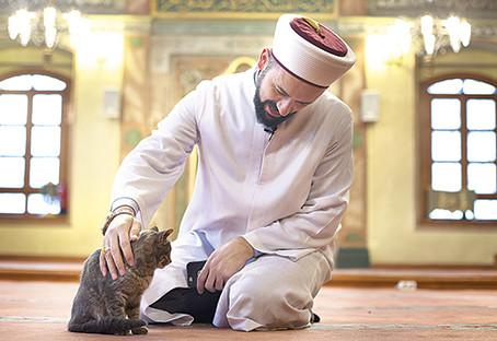 Üsküdar Aziz Mahmud Hüdayi Camii İmamını Çok Seviyoruz