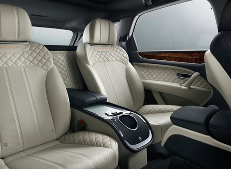 Bentley To Explore Mushroom And Protein Leather