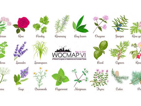 6. Tıbbi ve Aromatik Bitkiler Dünya Kongresi Türkiye'deki Zengin Bitki Hazinesini Dünyaya Sahnesine