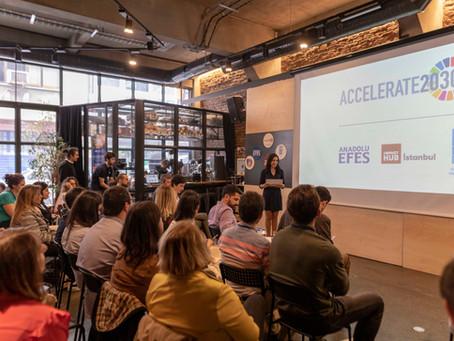 Birleşmiş Milletler ve Impact Hub Global İnsiyatifi Accelerate2030'un Türkiye Finalistleri Belli
