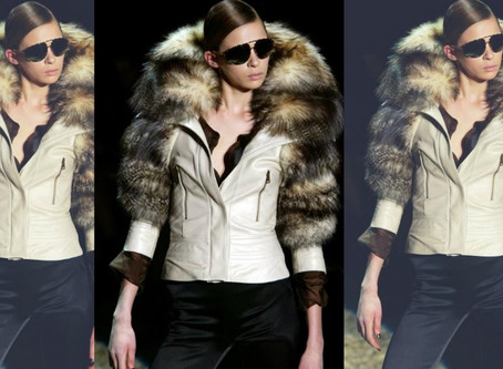 Gucci Makes A Commitment to Go Fur-free