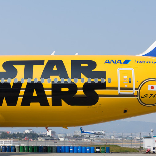 Star Wars ANA Brand Partnership
