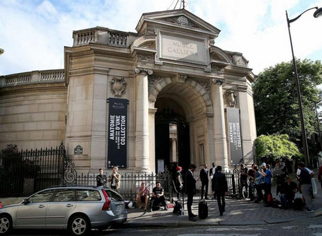 Paris Gets Its First Permanent Fashion Museum