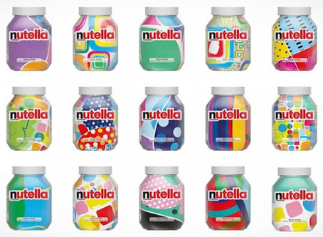 Nutella Gets Uber Creative With Its Packaging