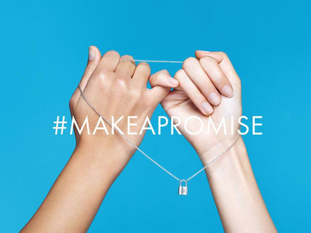 Hat Tip to Louis Vuitton's #MakeAPromise Partnership with UNICEF
