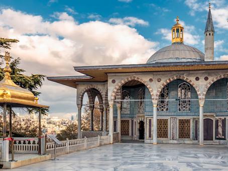 Canlı Yayın: Osmanlı Saraylarında Güzellik Ritüelleri