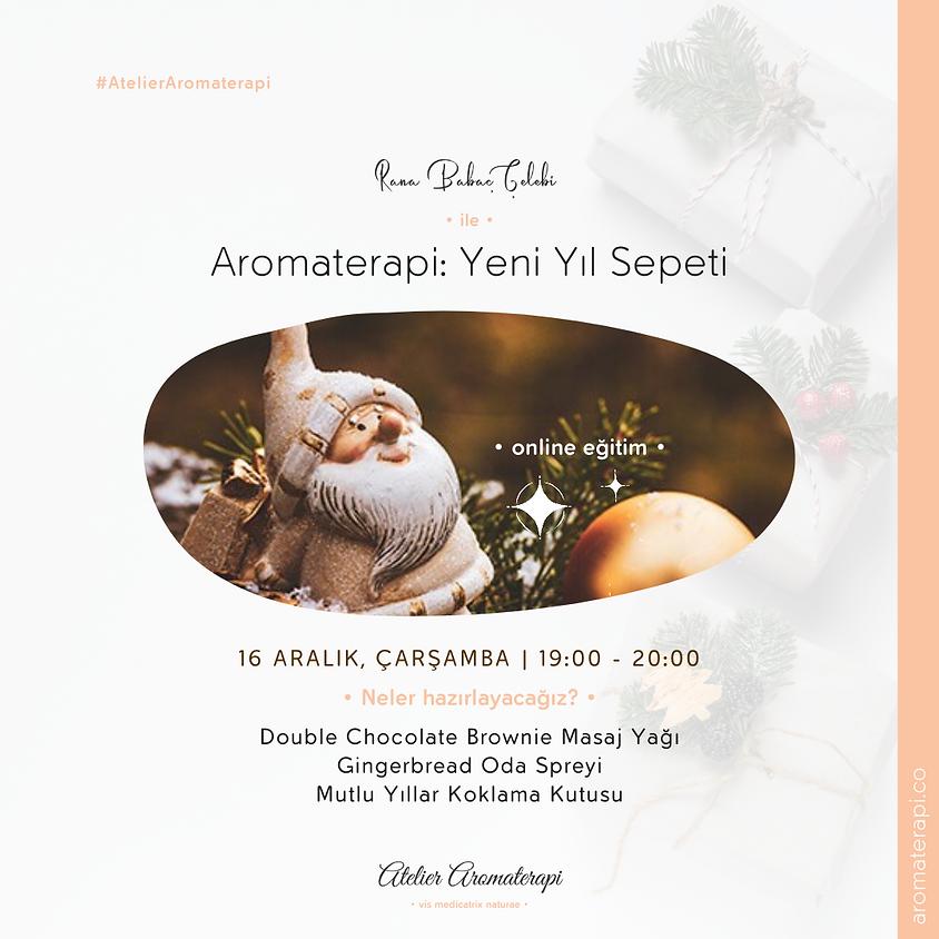 Aromaterapi: Yeni Yıl Sepeti
