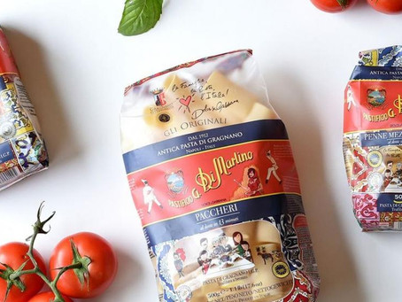Designer Food? Dolce and Gabbana to Launch a Limited Edition Collection of Pasta