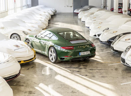 Name of the Campaign: The Millionth Porsche 911