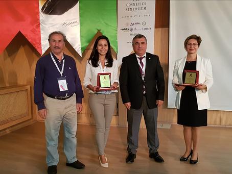 Rana Babaç Çelebi, Uluslararası Tıbbi Aromatik Bitkiler ve Kozmetik Sempozyumu'nda Konuşma Yaptı