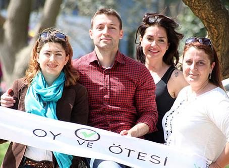 """Oy ve Ötesi Derneği Kurucularından Sercan Çelebi Dünya Ekonomik Forumu 2017 """"Genç Global Liderl"""