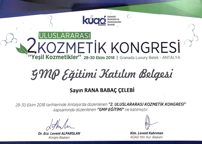 Rana Babaç Çelebi 2.Kozmetik Kognresi GMP Eğitimi.png