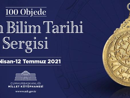 100 Objede İslam Bilim Tarihi Sergisi