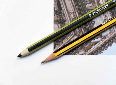 Samsung Revives Nostalgia with The Classic Staedtler Pencil Styled Stylus
