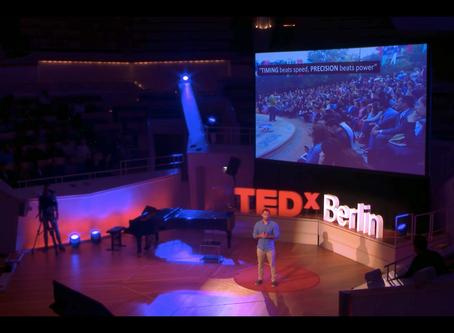 Yönetici Ortağımız Serçan Çelebi TedX Berlin'de Konuşma Yaptı