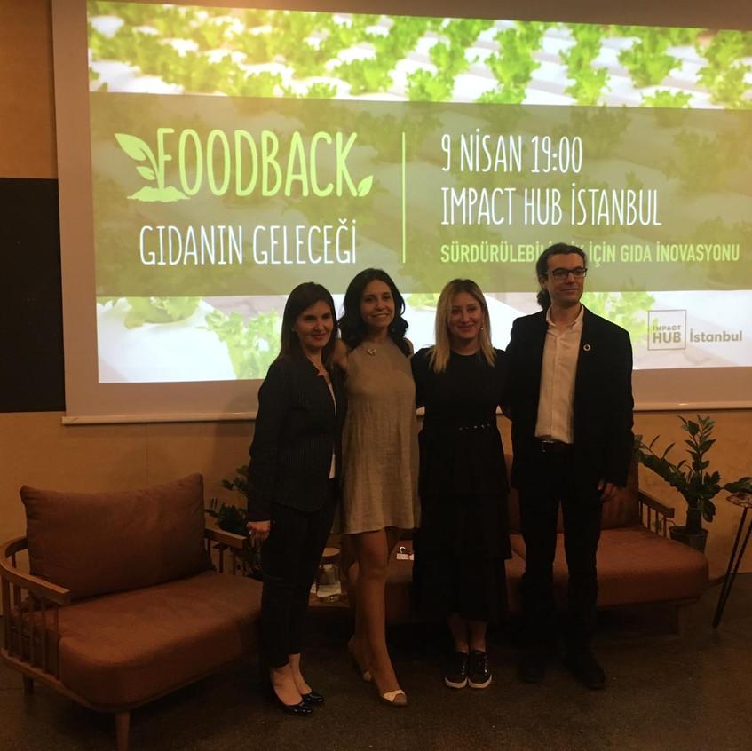 Rana Babaç Çelebi   Gıdanın Geleceği