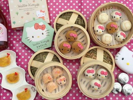 """""""Hello Kitty"""" Hong Kong'da Çin Mantısı Restoranı Açtı"""