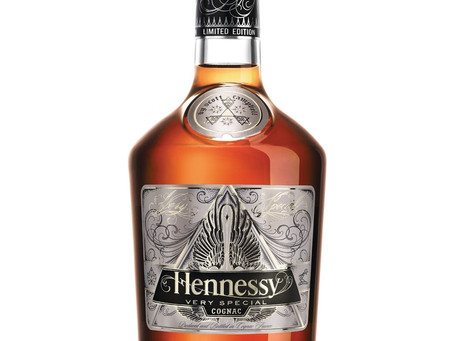 Hennessy Partners with Tattoo Artist Scott Campbell