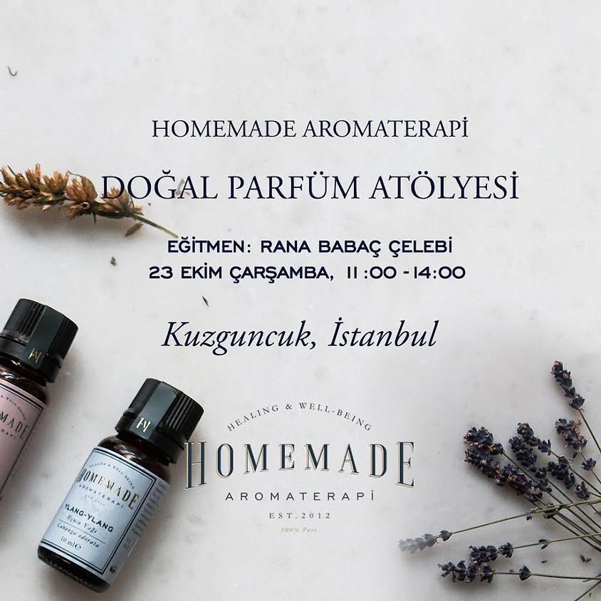 Doğal Parfüm Atölyesi (Kuzguncuk)