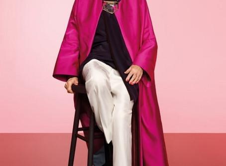 100 Year Old Bo Gilbert Graces British Vogue for Harvey Nichols