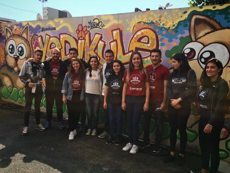 Koç Üniversitesi Endüstri Mühendisliği Kulübü'nün #BarınakGünü